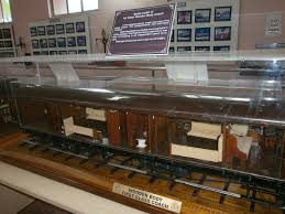 file wooden luxury rail coach used by british in india jpg