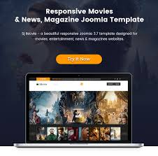 multipurpose movie news joomla 3 7 template sj imovie