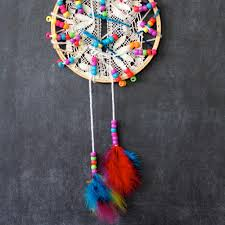 dreamcatchers a 10 minute project for little ones