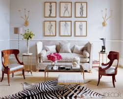 Black And White Zebra Print Bedroom Ideas Apartment Living Room Home Interiors Pinterest Apartment