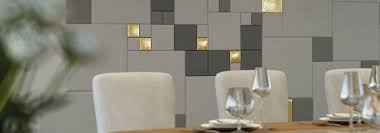 Lapèlle Design Luxury Leather Tiles Wall Covering - Wall covering designs