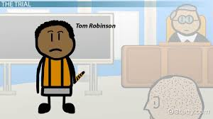 tom robinson in to kill a mockingbird character analysis
