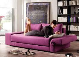 sofa fascinate purple fabric sofa bed shocking purple velvet