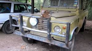 old land rover models old landrover ute in australia youtube