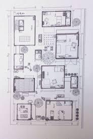 44 best habitatge col lectiu images on pinterest floor plans