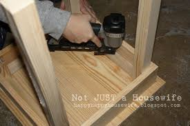 Woodworking Making Table Legs by How To Build A Simple Side Table Stacy Risenmay