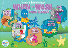 printable poster for hand washing parents teachers clean hands good health palmolive handwashing