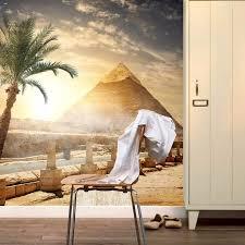 3d murals custom 3d murals papel de parede egypt desert sky pyramid nature