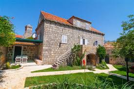 house with separate guest house konavle near dubrovnik country stone house for holiday rent in