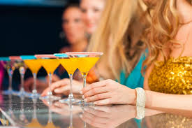where to go for a drink and to dress up to impress lifestyle