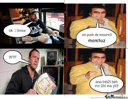 Cm Punk Meme - cm punk by islamatef meme center