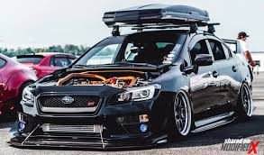 subaru wrx custom wallpaper custom subaru wrx sti modified black u2013 modifiedx