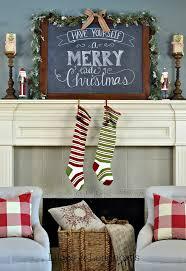 gorgeous christmas mantel decoration ideas festival around the world