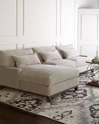 Left Sectional Sofa Rena Left Facing Sectional Sofa