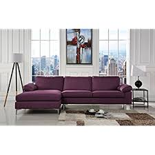 extra wide sectional sofa amazon com modern large linen fabric sectional sofa l shape couch