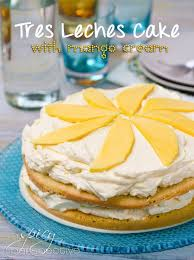 tres leches cake recipe with mango cream recipe cake eat cake
