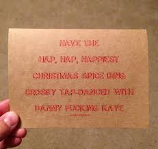 Have The Hap Hap Happiest Christmas Vacation Card Clark