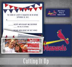 baseball wedding invitations baseball wedding invitation invitation set sports wedding
