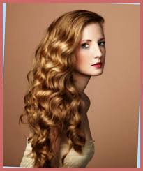 thin long permed hair body wave perm for thin hair right hs