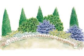 Design A Backyard Online Free by 16 Free Garden Plans Garden Design Ideas