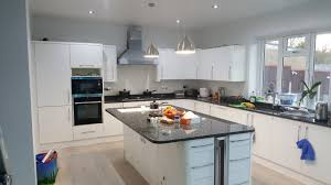 new kitchen new kitchen romania build harrow london