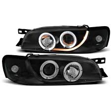 subaru impreza black buy impreza angel eyes drl u0027s free uk shipping