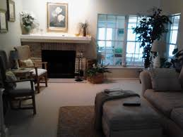 Sofa Table Against Wall Fireplace Is Flat Up Against The Wall How To Place Seating