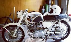 1966 honda superhawk cb77 305