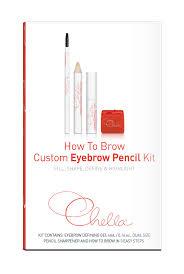highlighter pencil chella skin care