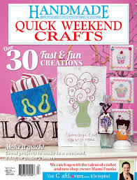 Www Handmade Au - handmade magazine subscription magshop