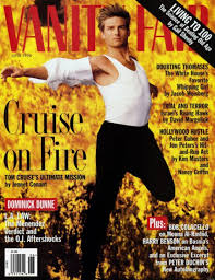 New Vanity Fair Cover Tom Cruise Vanity Fair Covers A Look Back At The Actor U0027s
