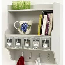 kitchen wall shelving units shabby chic wall shelf cabinet unit
