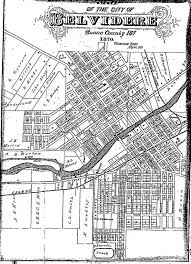 Illinois City Map by Illinois County Map