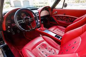 1989 Corvette Interior Corvettes On Ebay U2013 The Punisher 1963 Corvette Is A Sinister
