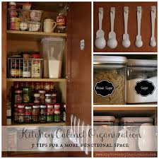 Organizing Kitchen Cabinets 35 Exquisite Home Organization Ideas To Get Rid Of All That
