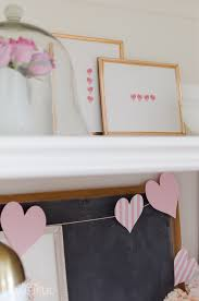 valentines day decor simple s day decor and free printables a burst of beautiful