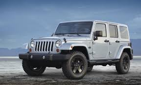 crashed white jeep wrangler 2012 jeep wrangler arctic and liberty arctic launched