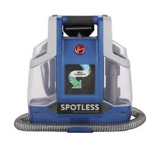Rent Upholstery Steam Cleaner Home Depot Hoover Spotless Portable Carpet And Upholstery Cleaner Fh11200