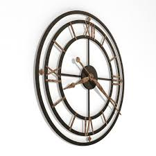 Decorative Clock 3d Model Analog Decorative Wall Clock