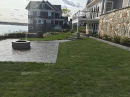 our work straw hat lawn care and maintenance