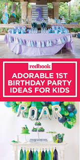 party ideas for 15 adorable 1st birthday party ideas for kids best 1st birthday