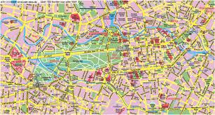 Germany City Map by Map Of Berlin City Center Germany Joao Leitao Travel