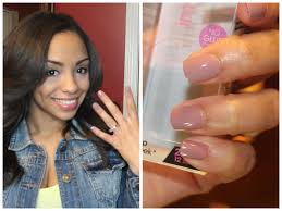 10 minute beautiful manicure impress nails review demo