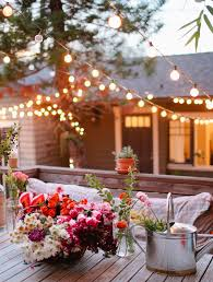 Exterior Unbelievable Design Balcony Lighting by 52 Spectacular Outdoor String Lights To Illuminate Your Patio