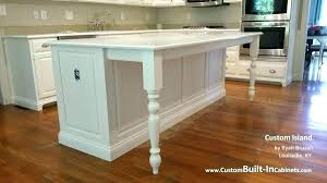 cost to build kitchen island cost of building a kitchen island custom built kitchen island