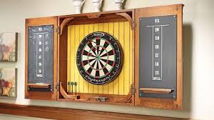 best dart board cabinet episode 807 dartboard cabinet
