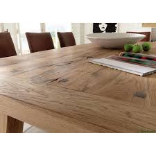 Esszimmertisch Esstisch Esszimmer Tisch 240x110 Holz Wildeiche Massiv Geölt Firenze