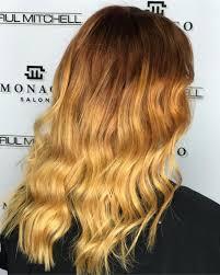 embray hair ombre hair color ta color melt dip dye at monaco