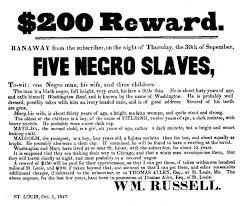 slavery in st louis