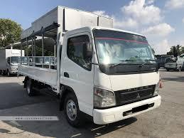 mitsubishi truck indonesia mitsubishi fuso canter fe83 new 5 yr coe singapore